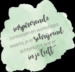 ZIN schrijven en meer - Inspirerende cursussen en workshops